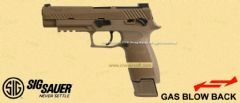 SIG SAUER Licenced M17 (P320), 6mm gas mag version